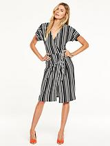 Stripe Tea Dress