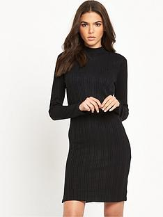 vila-nalas-turtle-neck-dress