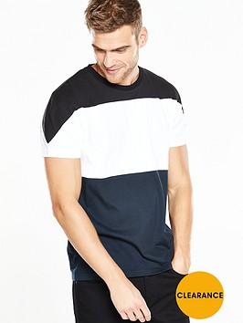 v-by-very-colour-block-t-shirt