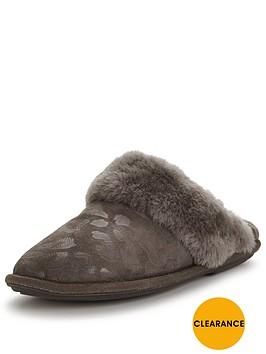just-sheepskin-leopard-mule-slipper-with-gel-insole-grey