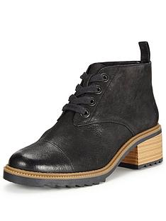 clarks-balmer-thea-lace-up-heeled-ankle-boot-black