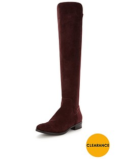 clarks-caddy-belle-over-the-knee-boot-aubergine