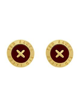 ted-baker-mini-button-stud-earrings