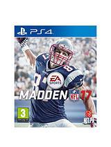 Madden NFL 17 - PS4