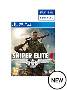 playstation-4-sniper-elite-4