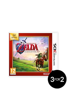 nintendo-3ds-the-legend-of-zelda-ocarina-of-time-3d-select-3ds