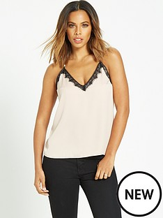 rochelle-humes-lace-trim-camisolenbsp