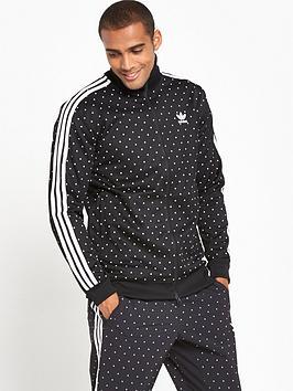 Adidas Originals X Pharrell Williams Printed Track Top