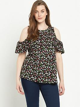 so-fabulous-frill-cold-shoulder-topnbsp