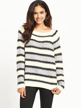 vero-moda-mandy-ls-jumper-white