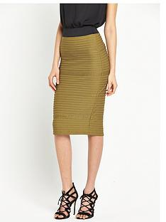 river-island-ribbed-pencil-skirt-khakinbsp