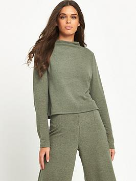 noisy-may-orla-funnel-neck-top