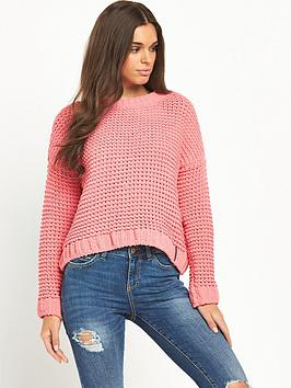 noisy-may-crew-neck-knit-cropped-jumper