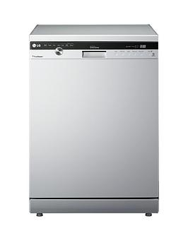 Lg D1484Wf 14Place Settings Dishwasher  White