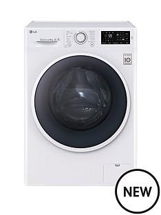 lg-lg-f14u2tdn0-8kg-1400-spin-washing-machine