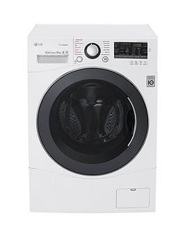 Lg Fh4A8Jds2 10Kg 1400 Spin Washing Machine Next Day Option