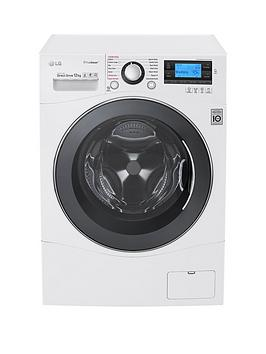 Lg Fh495Bds2 12Kg Load 1400 Spin Washing Machine  White