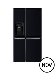 lg-gsl761wbxv-non-plumbed-usa-style-fridge-freezer