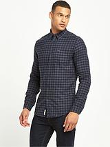 Cromwell Check Flannel Shirt
