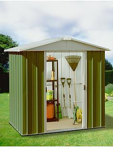 yardmaster-61-x-41-ft-apex-roof-metal-garden-shed
