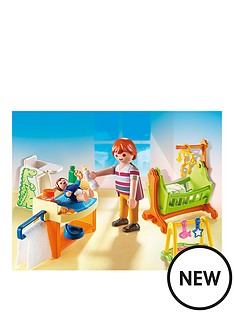playmobil-playmobil-baby-room-with-cradle