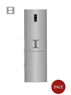 lg-gbf59pzkzb-60cm-no-frost-water-to-door-fridge-freezer