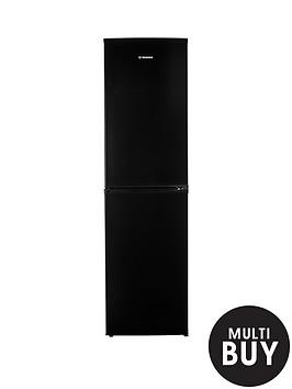 hoover-hff195bknbsp55cm-frost-freenbspfridge-freezer-black