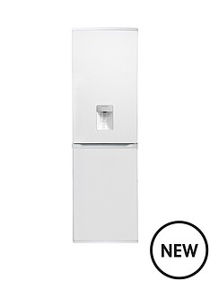 hoover-hff195wwk-wtd-fridge-freezer-white