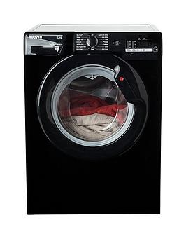 Hoover Link One Touch Hl 1672D3B 7Kg Load 1600 Spin Washing Machine  Black