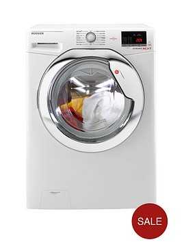 hoover-dynamic-next-one-touch-dxoc-68c3-8kg-load-1600-spin-washing-machine-white