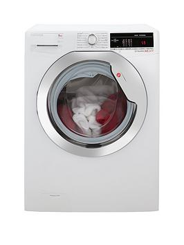Hoover Dynamic Next One Touch Dxoc 69C3 9Kg Load 1600 Spin Washing Machine  White