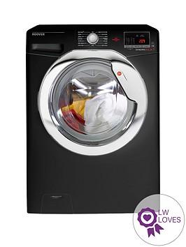 hoover-dynamic-next-one-touch-dxoc-69c3b-9kgnbspload-1600-spin-washing-machine-black