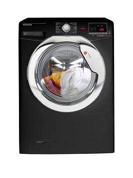 Hoover Dynamic Next One Touch Dxoc 69C3B 9Kg Load 1600 Spin Washing Machine  Black