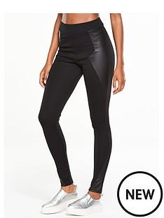 v-by-very-pu-panel-legging