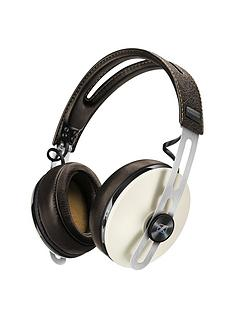 Sennheiser Momentum 2.0 Wireless Bluetooth Over-Ear Headphones for Apple IOS - Ivory
