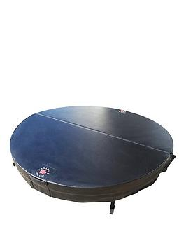 Canadian Spa Canadian Spa Swift Current Hot Tub Hard Top Cover Picture