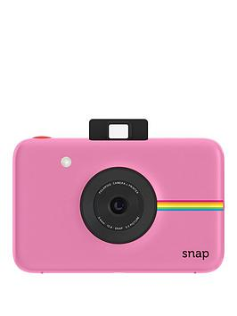 Polaroid Snap Instant Camera With 20 Prints  Blush Pink