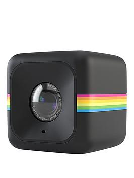 Polaroid Cube Hd Lifestyle Video Action Cam  Black