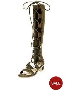 river-island-stud-lace-up-gladiator-block-heel-sandal