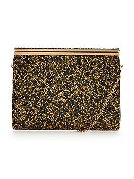 forever-unique-embellished-clutch-bag-blackgold