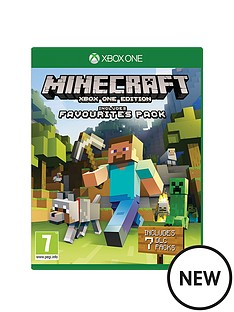 xbox-one-minecraft-xbox-one-edition-favorites-pack