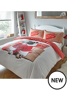 christmas-pug-duvet-cover-set