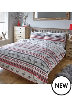 fairisle-stag-duvet-cover-set