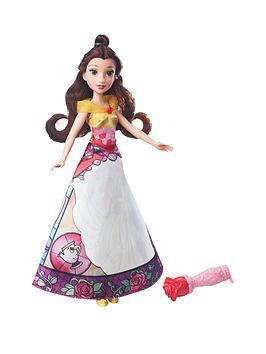 disney-princess-beauty-amp-the-beast-belle039s-magical-story-skirt