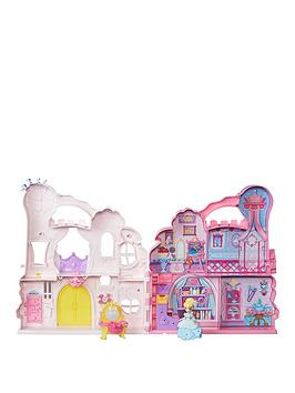 Disney Princess Disney Princess Little Kingdom Play &039N Carry Castle