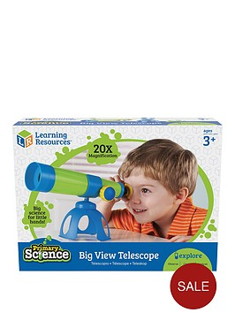 learning-resources-primary-science-telescope