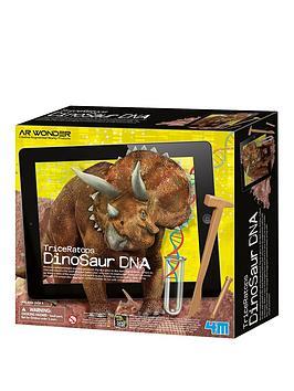 triceratops-dinosaur-dna