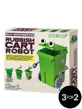 great-gizmos-eco-engineering-rubbish-cart-robot