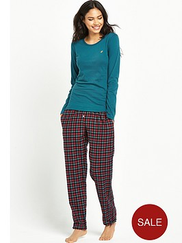 tommy-hilfiger-tommy-hilfiger-holiday-ls-iconic-pyjama-gift-set