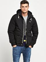 Quilted Stockport Jacket